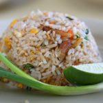 Arroz Frito Comida Tailandesa