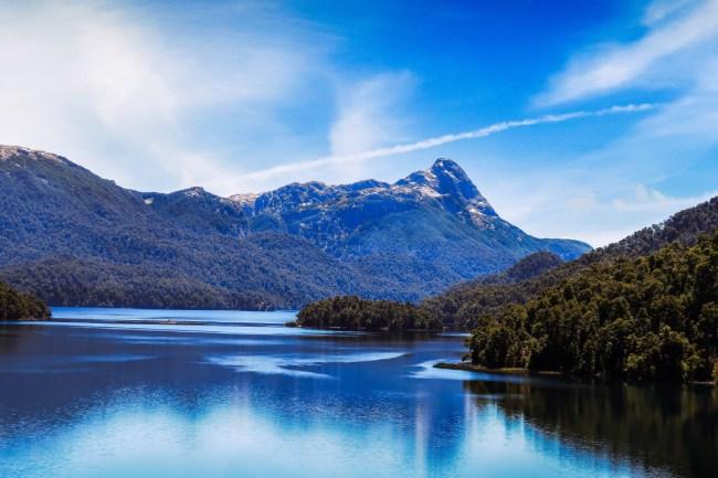 Lago en Argentina - Diccionario argentino