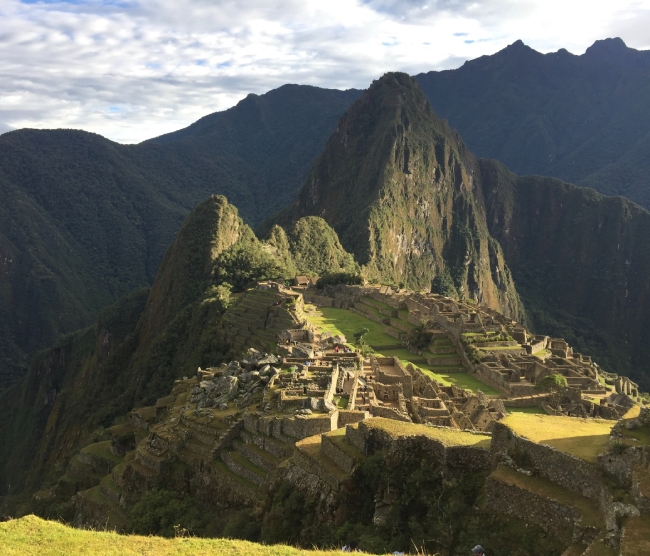 atardeceres del mundo - Peru-MachuPichu