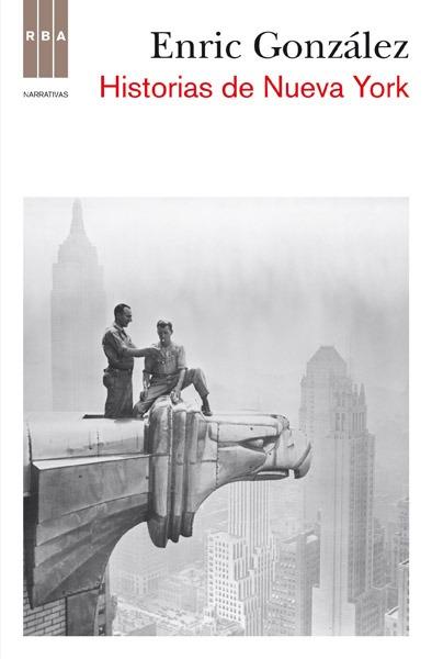 libros de viajes - Historias de Nueva York