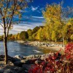 Lago Ontario Canadá