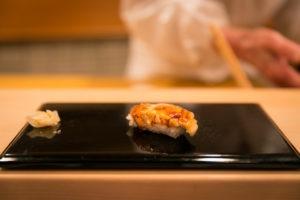 Datos sobre el sushi - anguila