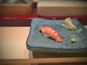 Datos sobre el sushi - kurumaebi