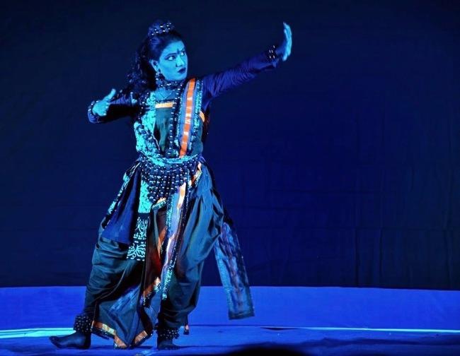 Danzas del mundo - India, Bharatanatyam