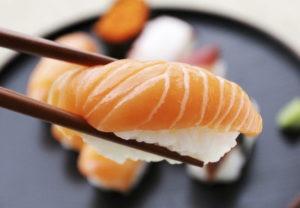 Datos sobre el sushi - sake