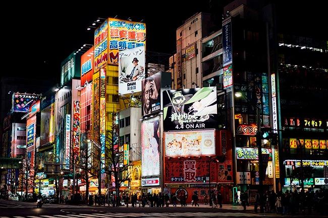 Japon-ChuoDoriAkihabara-GrandVoyage