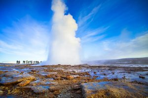 géiseres en Islandia