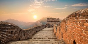 Viajar a la Gran Muralla China - Amanecer