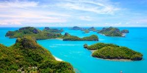 Koh Samui - mejores playas para hacer snorkel