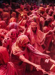 color del año 2019 - Festival Holi