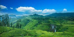 Mesetas centrales - Patrimonios de Sri Lanka