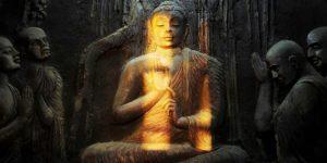 Templo de oro - Patrimonios de Sri Lanka
