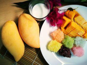 Tienda de frutas de Mae Varee