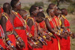 Tribu masái - mejor época para viajar al masái mara