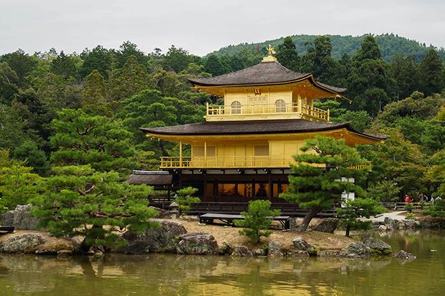 Japon-KinkakujiKioto-Que ver en Kioto