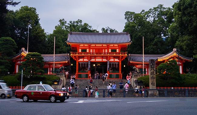 Japon-SantuarioYasakaKioto-Que ver en Kioto