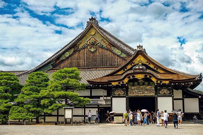 Japon-NijojoKioto-GrandVoyage