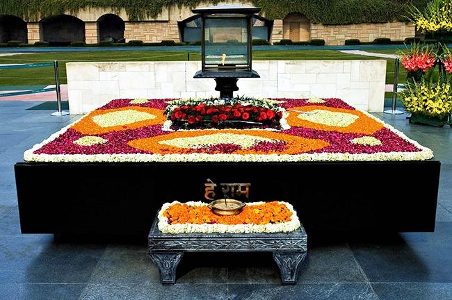 India-RajGhat-GrandVoyage