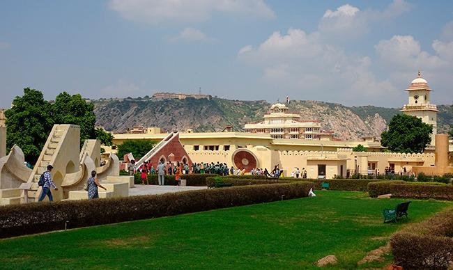 India-JantarMantar-que ver en el triángulo de oro