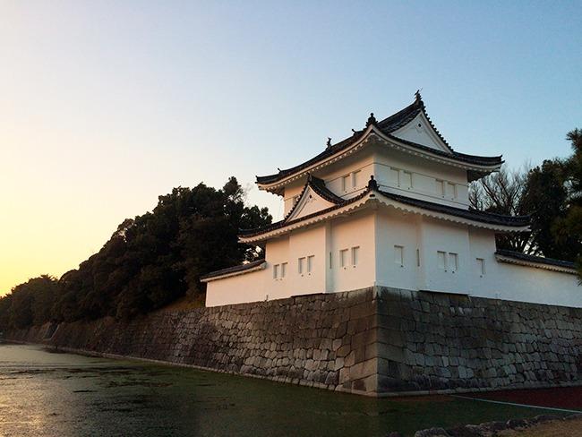 Japon-PalacioImperialKioto-GrandVoyage