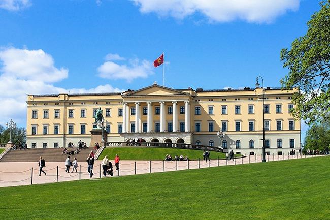 Noruega-PalacioRealOslo-GrandVoyage