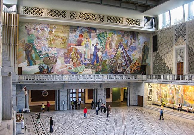 Noruega-AyuntamientoOslo-GrandVoyage