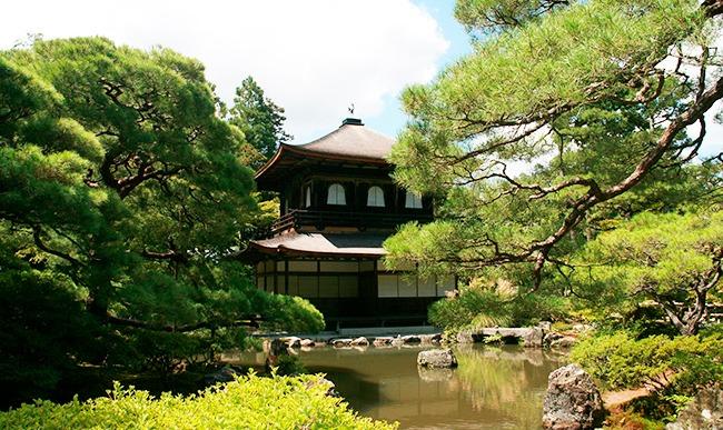 Japon-GinkakujiKioto-Que ver en Kioto