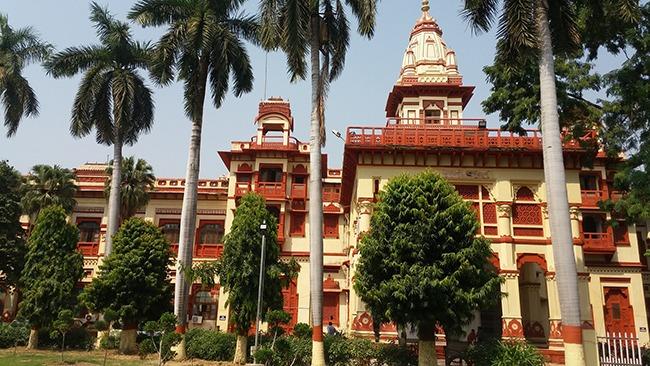 India-UniversidadHindudeBenares- QUE VER EN BENARÉS
