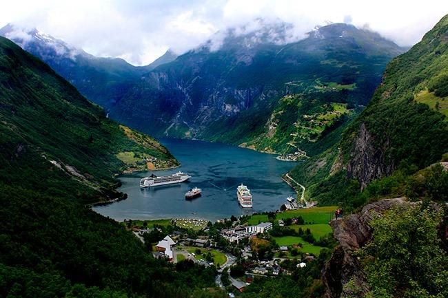 Noruega-FiordodeGeiranger-GrandVoyage