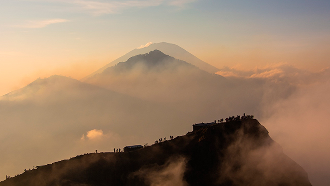 Indonesia-VolcanBatur-que hacer en bali