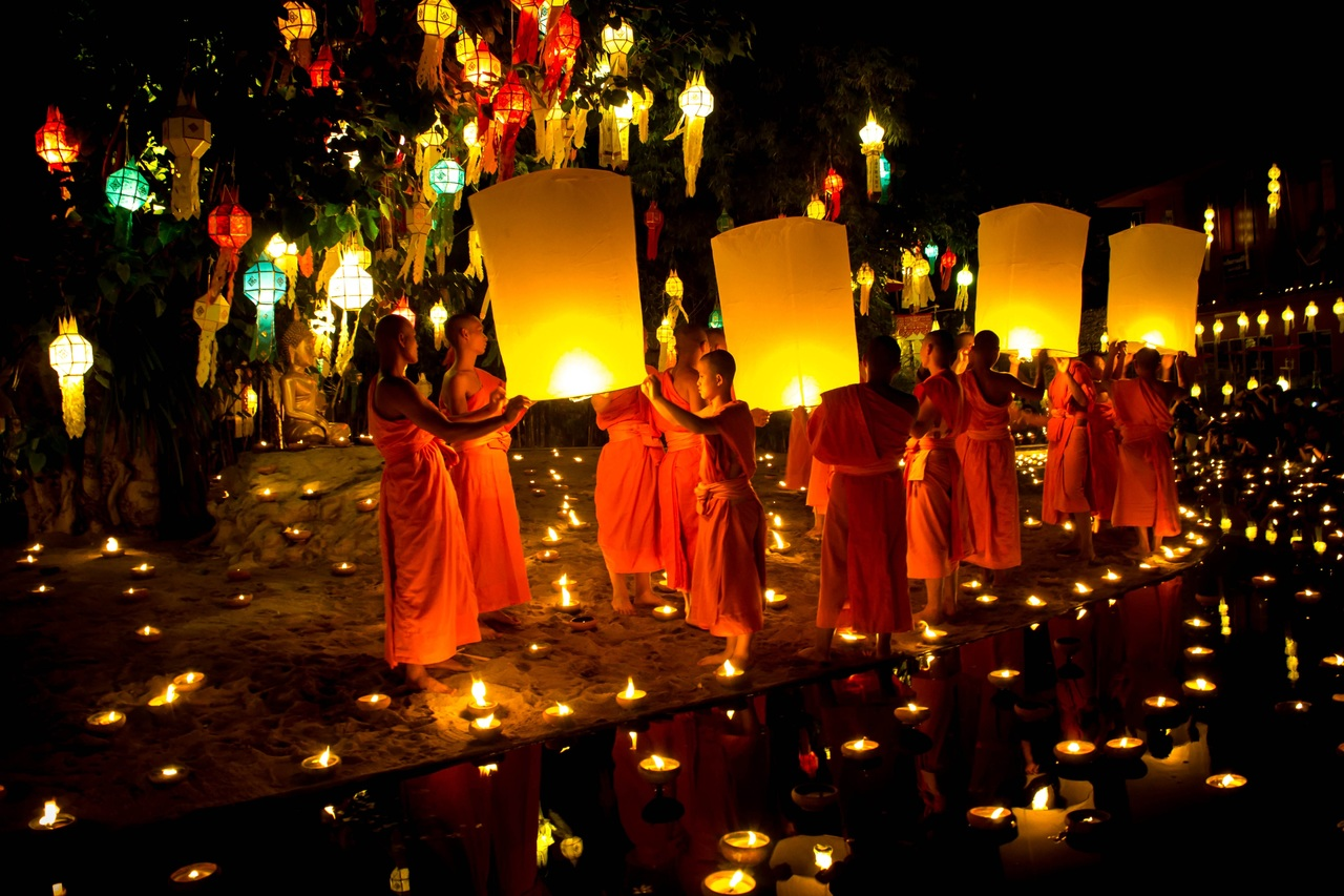 Yi Peng - Mejores festivales del mundo