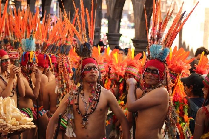 Inti Raymi - Mejores festivales del mundo