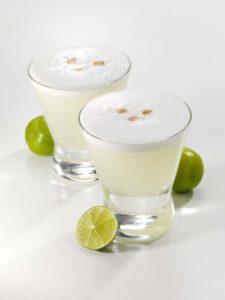 Bebidas del mundo - Pisco Sour