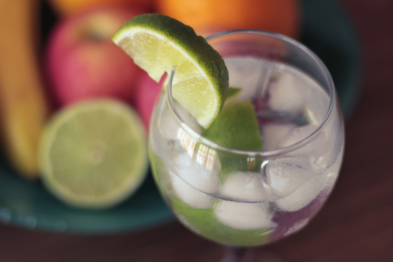 Bebidas del mundo - Caipirinha