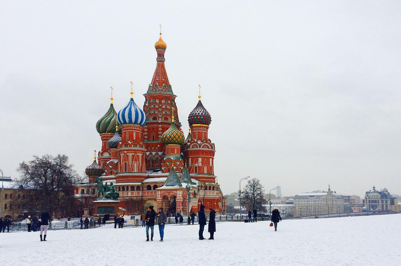 Bebidas del mundo - Rusia