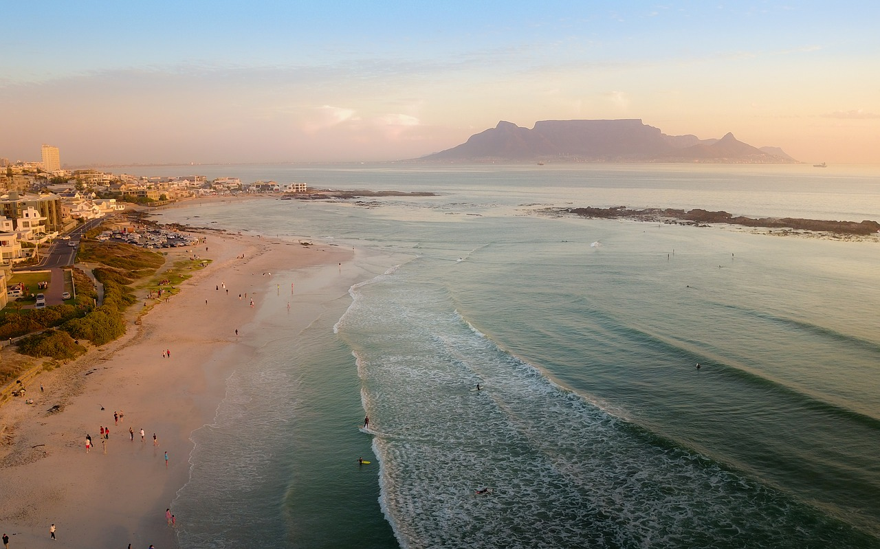 Bebidas del mundo - Sudáfrica