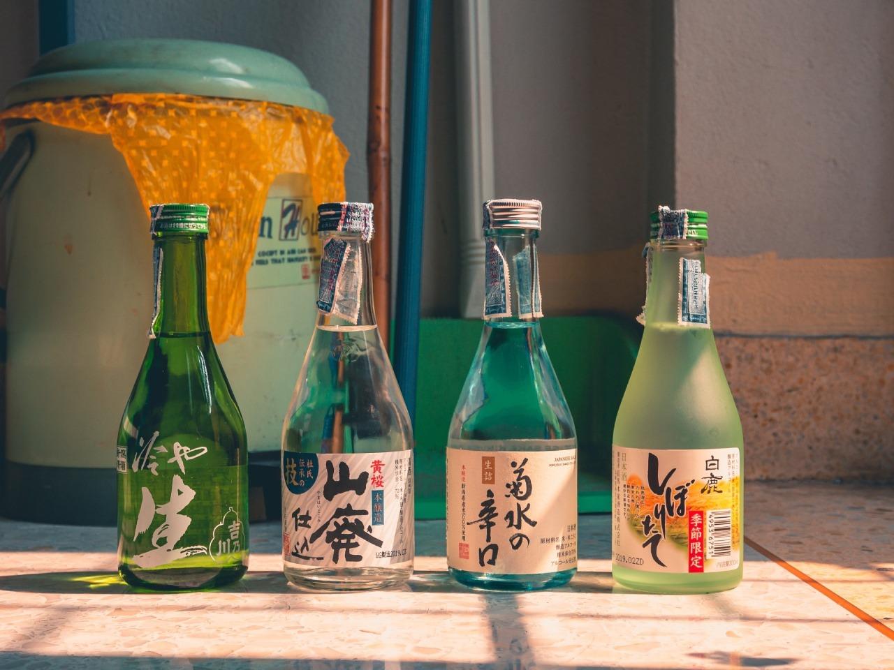 Sake - Japón