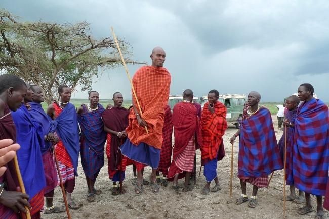 Kenia - Tanzania - pastores