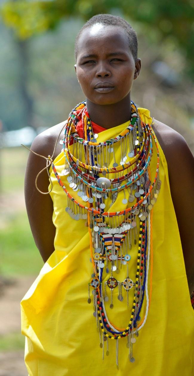 Kenia - Tanzania - vestimenta