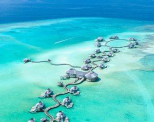 Qué hacer en Maldivas - aéreo