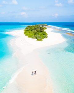 Visitar islas deshabitadas