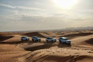 Excursión al desierto - Dubái