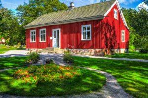 Skansen - casa tradicional