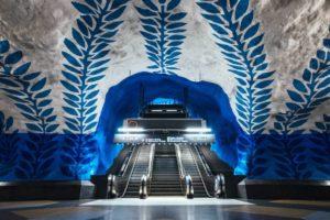 T-Centralen en Estocolmo