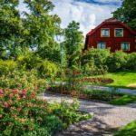 Skansen - casa de campo