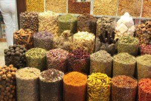 Que ver en Dubái - zoco de las especias