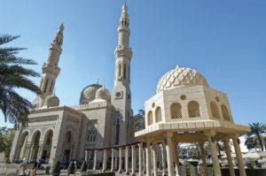 Mezquita Jumeirah que ver en Dubái