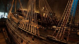 Museo Vasa que ver en Estocolmo