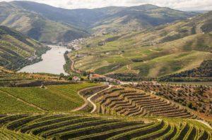 Portugal - Valle del Douro - miradores