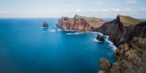 Qué ver en Madeira - Acantilados